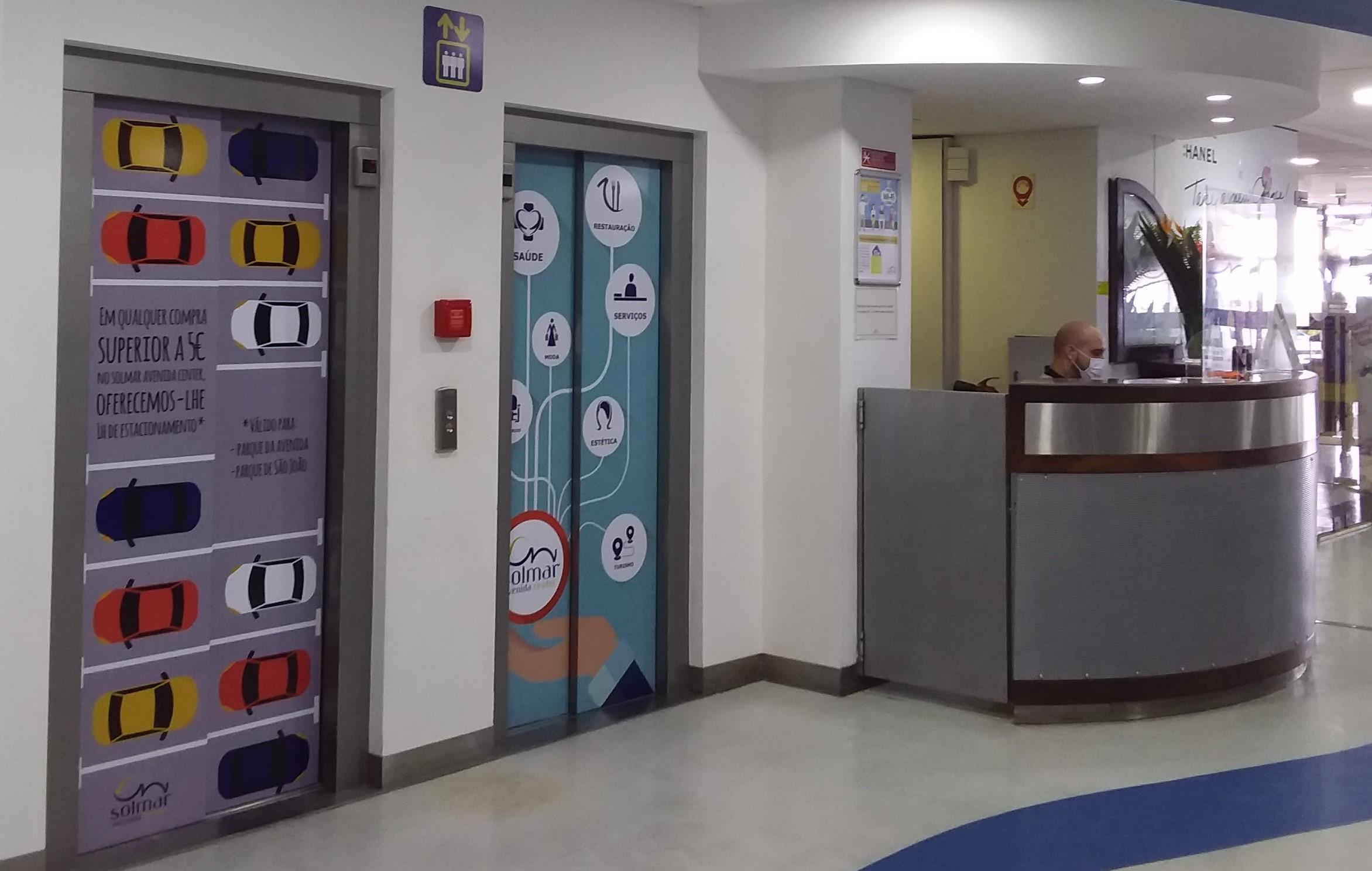 recep e elevadores